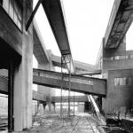 Industriedenkmale im Ruhrgebiet Schwarz-Weiß