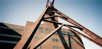 Zeche Zollverein (XII) i. Essen-Katernberg
